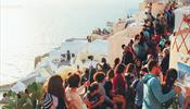 ЕС предупреждает Грецию по поводу Санторини