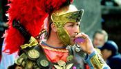 В Риме запретили «центурионов»