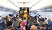Маша и Медведь будут работать на «Россию»
