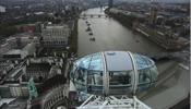 Туристов заблокировали на London Eye