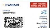 Ryanair запускает туристическое портмоне
