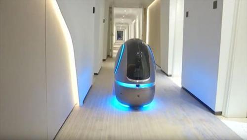Создание в России роботизированных «умных отелей» ведет к ревизии законов