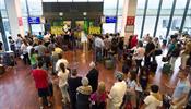 Закрыт аэропорт Бергамо