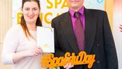 SPA EDUCATION DAY 2018 – Обилие призов и каскад подарков