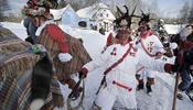 Мясопустный карнавал в Гамрах - наследие ЮНЕСКО