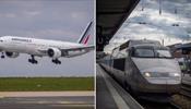 Во Франции хотят запретить внутренние авиарейсы
