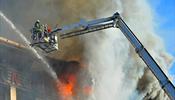На Пхукете огромный пожар
