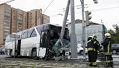 Автобус-«рецидивист» привез китайских туристов в столб