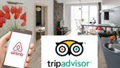 В 2019 году airbnb купит Tripadvisor