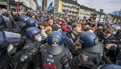 В Западной Европе сложился порочный круг: локдаун – протесты - локдаун