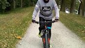 Из Тшебоня - на велосипедах вдоль красивых прудов