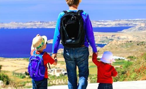 На Мальту с ребенком – это здорово