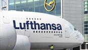 Lufthansa отменяет половину своих рейсов