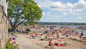 Если жара застала в Осло