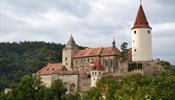 О великолепии чешских королей напоминает Крживоклат