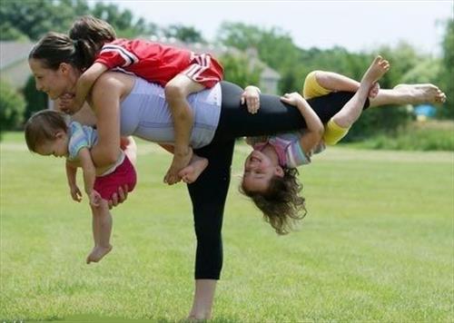 Десять оттенков йоги