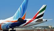 Авиакомпании Emirates and flydubai договорились о партнерстве