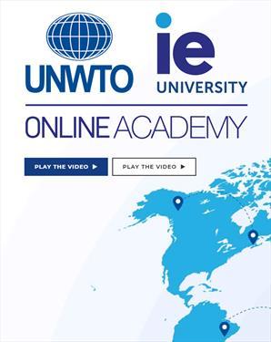 UNWTO запустит онлайн-академию туризма