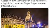 Удар по Дрездену