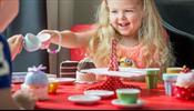Отели Swissôtel в октябре объявляют месяц бесплатной еды для детей