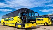 ECOLINES восстанавливает прямое автобусное сообщение между Россией и Финляндией