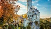 Осень очаровательна в Баден-Вюртемберг