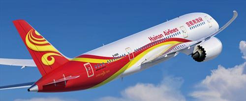 В честь своего юбилея Hainan Airlines продает билеты со скидкой