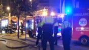 Эвакуация в Барселоне