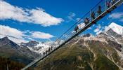 Самый длинный для туристов мост в мире создали в Швейцарии