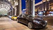 В Москве разобраны отели у Кремля