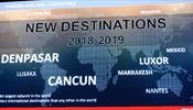 Turkish Airlines запускает новые направления полетов