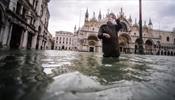 В Венеции закрыли площадь Сан-Марко