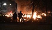 В Стокгольме открыли огонь