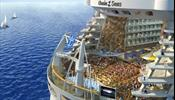 Туристов не выпускают с круизного лайнера