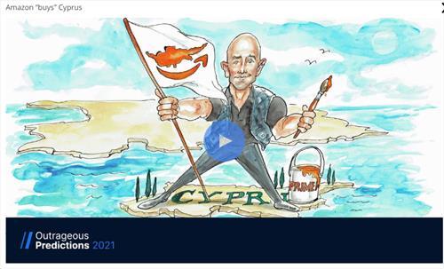 Купит ли Amazon Кипр?
