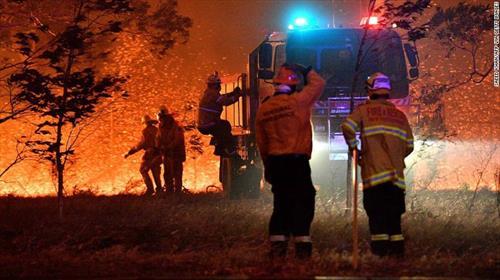 О пожарах в Австралии - от живущего в Сиднее