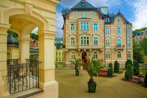В CzechSpaDay примет участие легендарный отель Savoy Westend