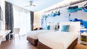 Новый брэнд отелей 3* в Таиланде