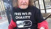 Бездомные в Праге станут точками доступа wi-fi
