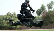 Петербуржец собирается снабжать полицию Дубая летающими мотоциклами
