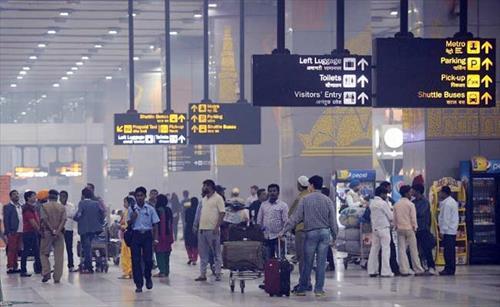 Туристы рейса Nordwind ждут резервный борт в Дели
