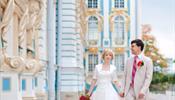 С-Петербург – свадебная столица России