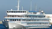 Порт Ростова-на-Дону отказался впускать круизный лайнер с Украины