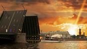 Из-за футбола в С-Петербурге изменят график метро и мостов