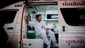 Еще (!) авария автобуса в Таиланде