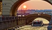 По рекам и каналам Петербурга – без пледов