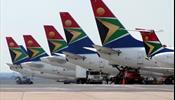 South African Airways отменяет все больше рейсов
