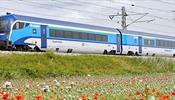 Восстанавливается исторический поезд из Берлина в Вену через Прагу