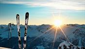 Его Величество Снег – дает аудиенции в Швейцарии