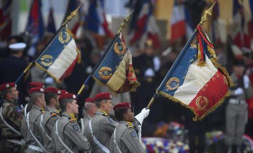 В Париже отметят 100-летие окончания Первой Мировой